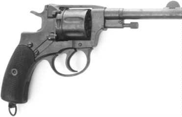 kiväärin piipun petaus