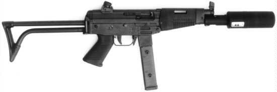 reflex suppressor for famae saf rh guns connect fi
